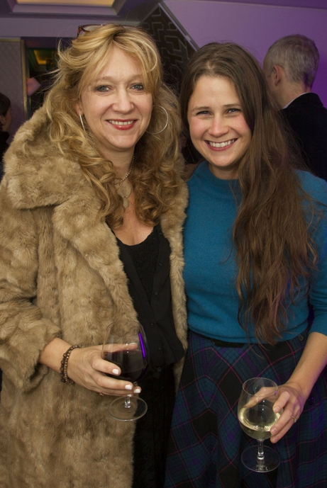 Sonia Friedman and Lucy Kirkwood