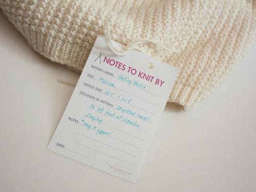 Introducing Notes To Knit By Knitting Notepads Ewe Ewe