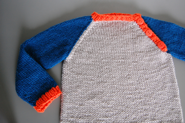 Knitting Along 30 Day Sweater Challenge With Jen Geigley Week 4