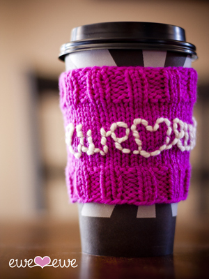 FREE Pattern: Cozy Coffee