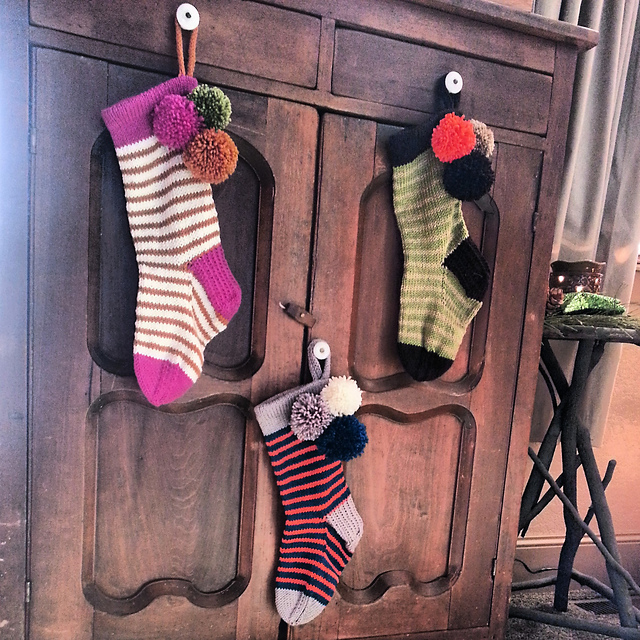 Three Stuff It Stockings by  ryanpagehaas!
