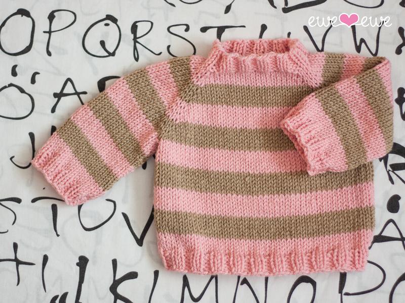 Easy Baby Cardigan Knitting Pattern Free