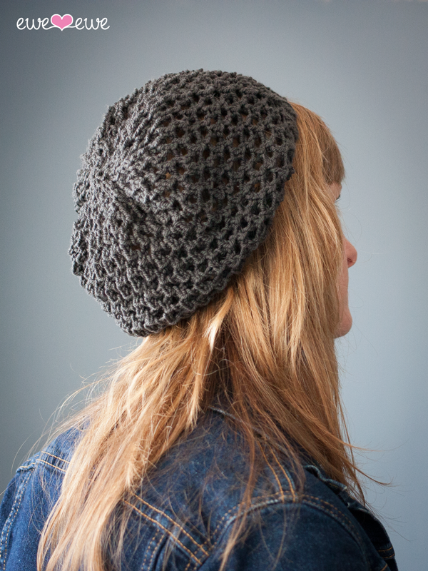 13. Penpal Hat   knitting pattern