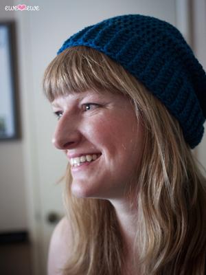 Shanti Hat free crochet pattern by Robyn Devine