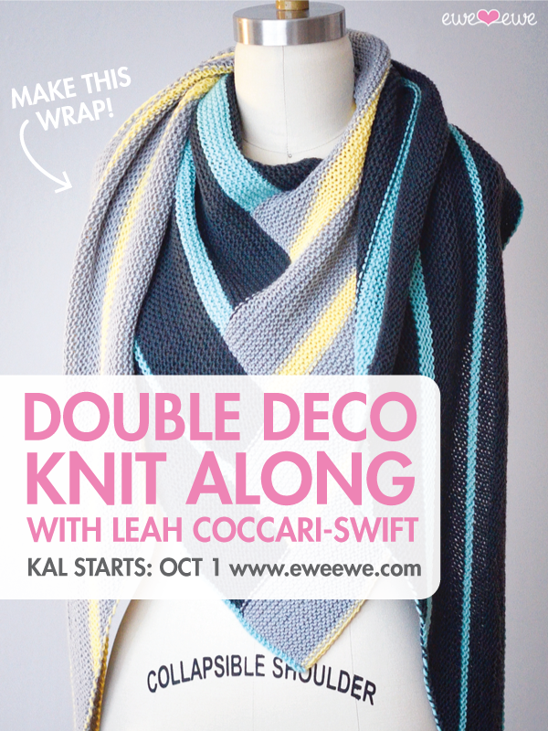 Double Deco Knit Along