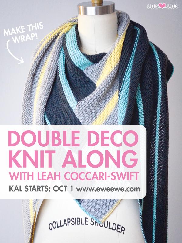 Double Deco Knit Along