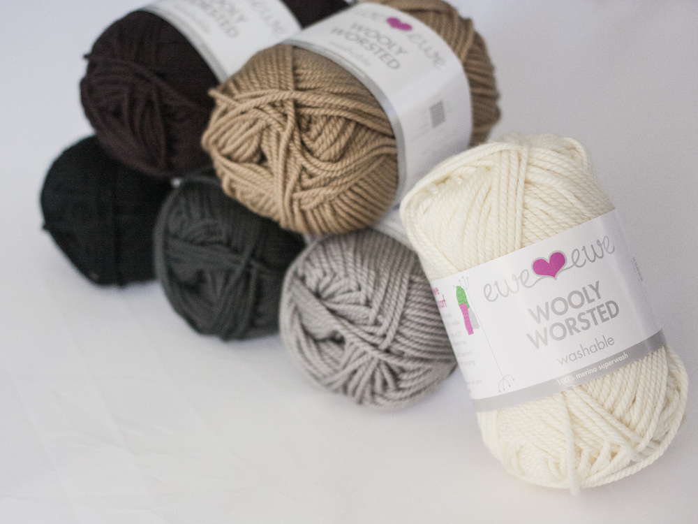Browse Wooly Worsted yarn & patterns > Request wholesale pricing >