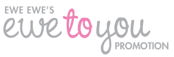 Ewe to you promotion
