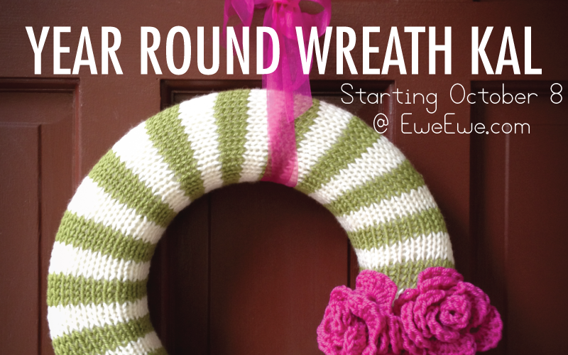 Year Round Wreath Knit Along