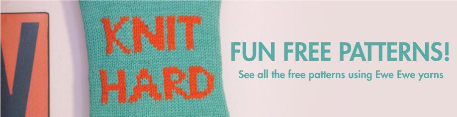 knit hard banner