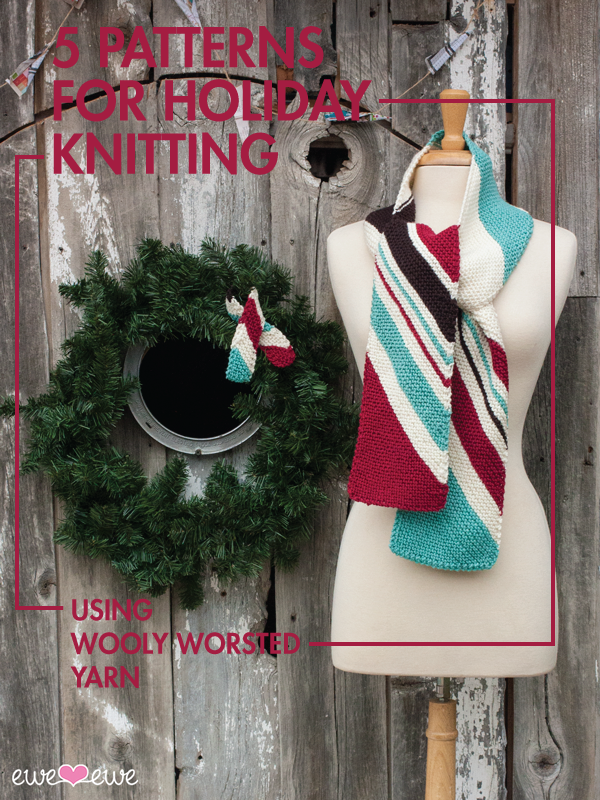 5 Holiday Knitting Ideas