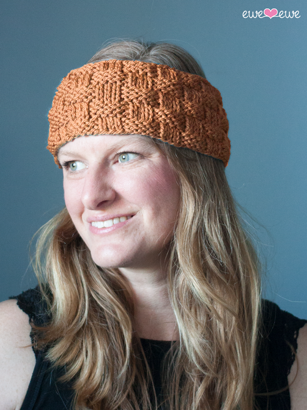 Baa Baa Band {free headband knitting pattern} — Ewe Ewe Yarns