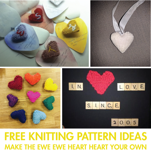Free knitting pattern ideas