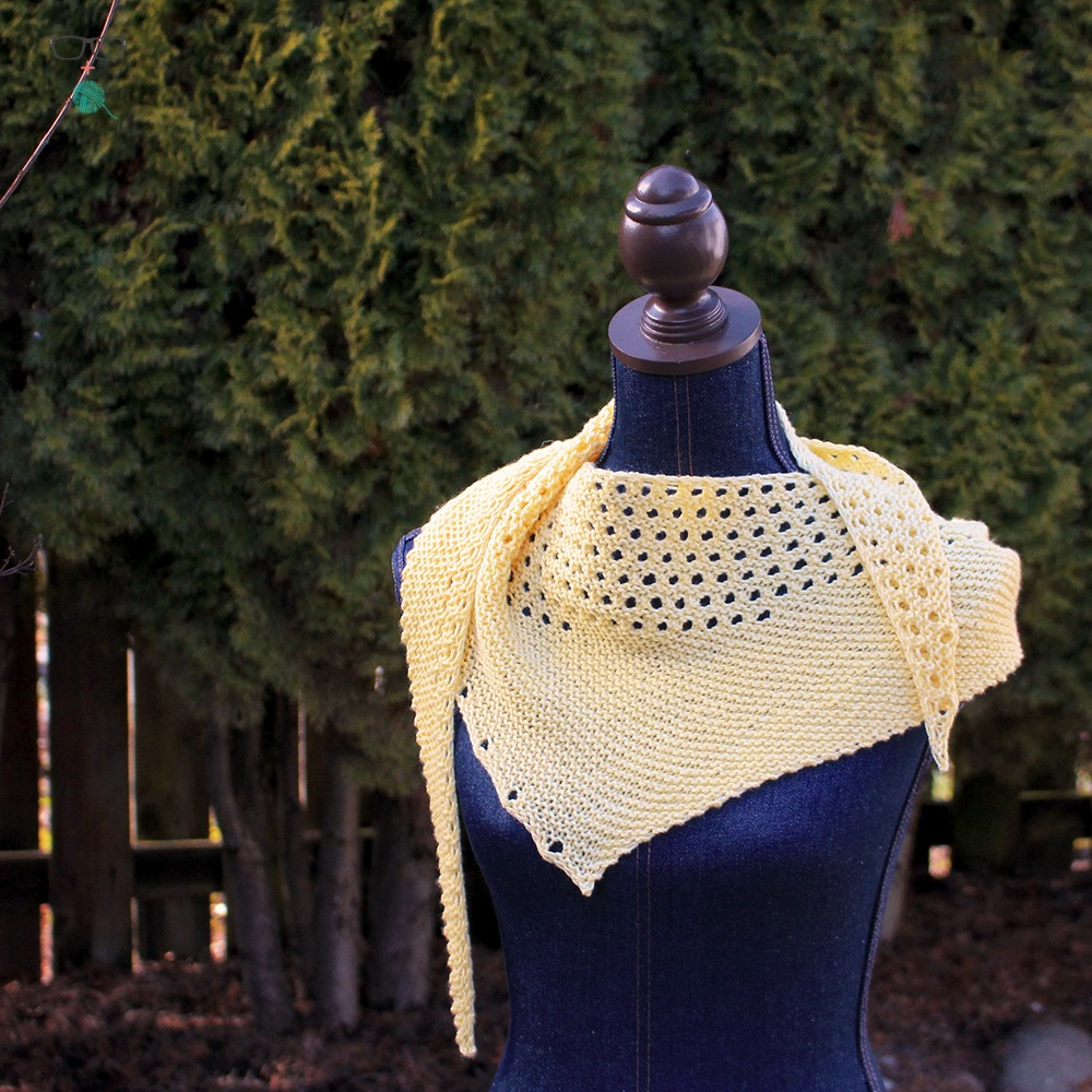 Elevensies by Meaghan Schmaltz using Ewe So Sporty yarn
