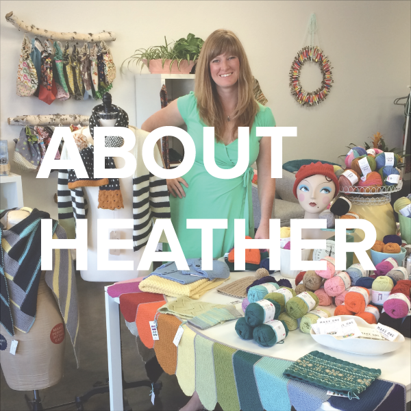 about heather + ewe ewe