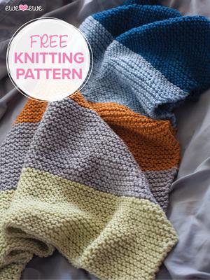 Free Knitting Patterns — Ewe Ewe Yarns