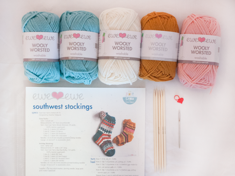 Cozy Socks supplies