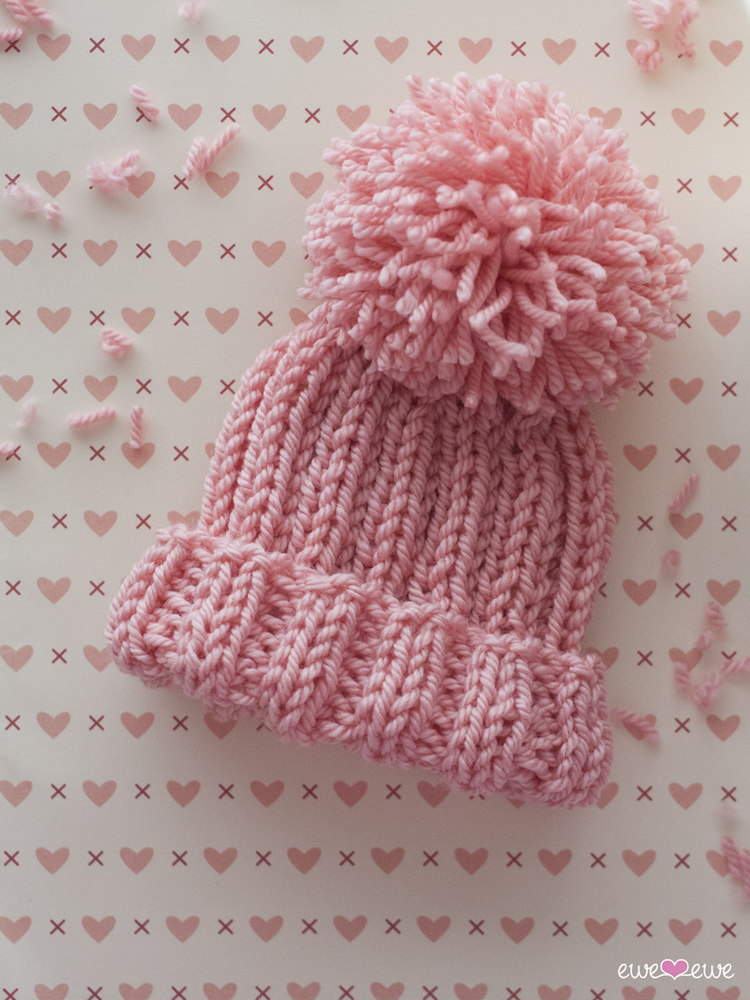 Halfpipe Hat FREE PDF Knitting Pattern — Ewe Ewe Yarns