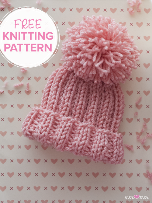 Free Knitting Patterns — Ewe Ewe Yarns
