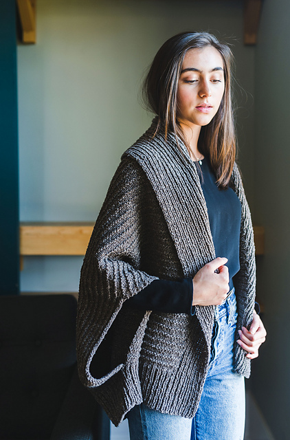 Veronika Cardigan  by Shannon Cook
