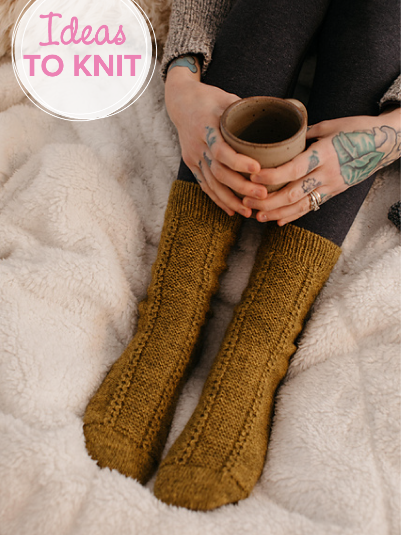 Tuku Honey  sock pattern by Andrea Mowry on Ravelry