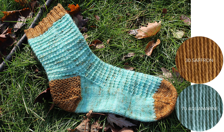 Red Robin Socks knit by  tracyrr on Ravelry