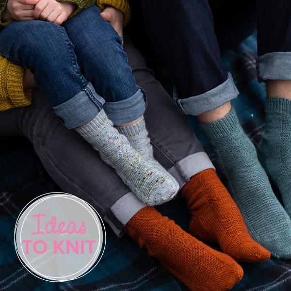 Rye Light  free sock knitting pattern by tincanknits