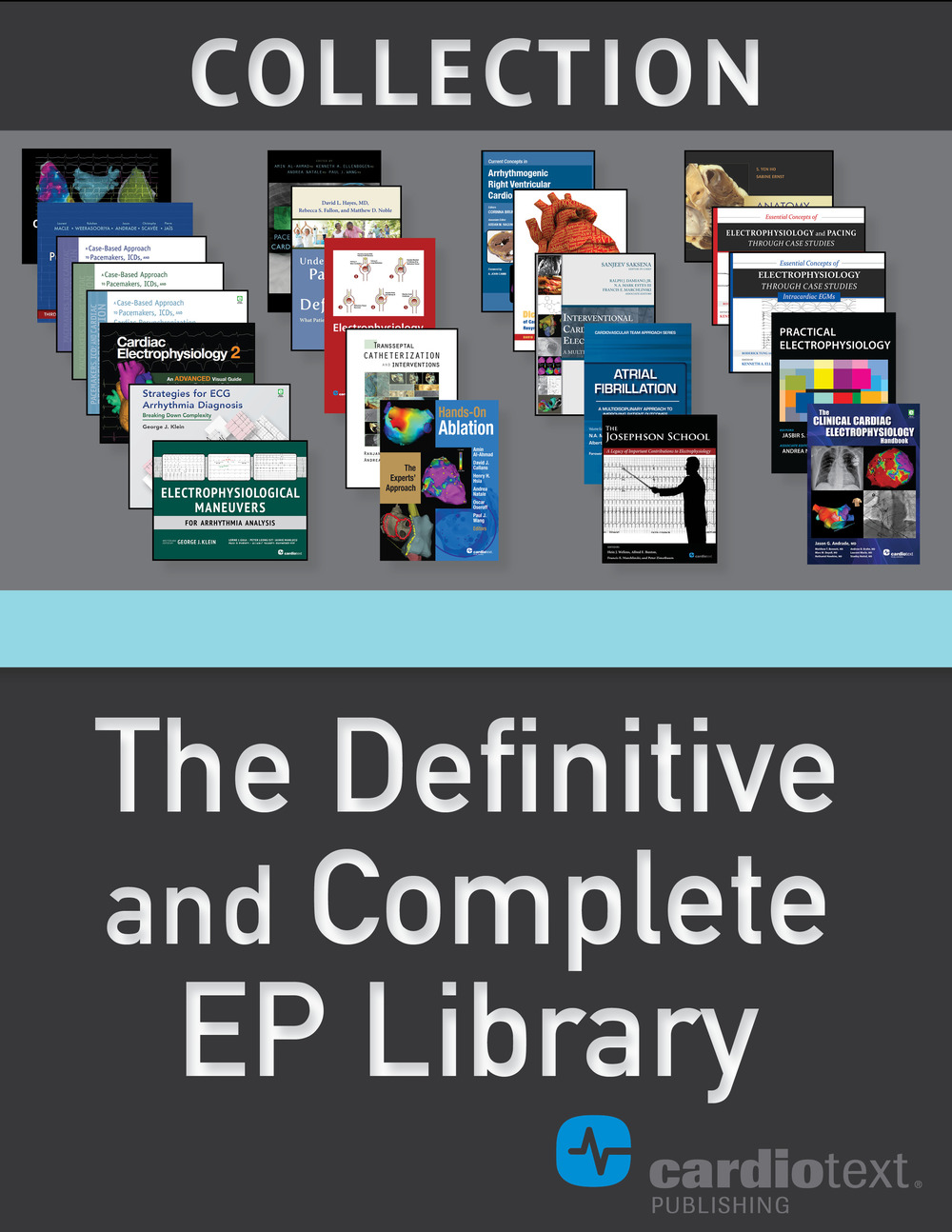 The Definitive and Complete EP Library Collection