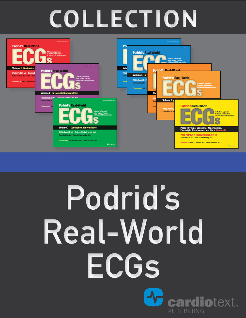 Podrid's REal-World ECGs