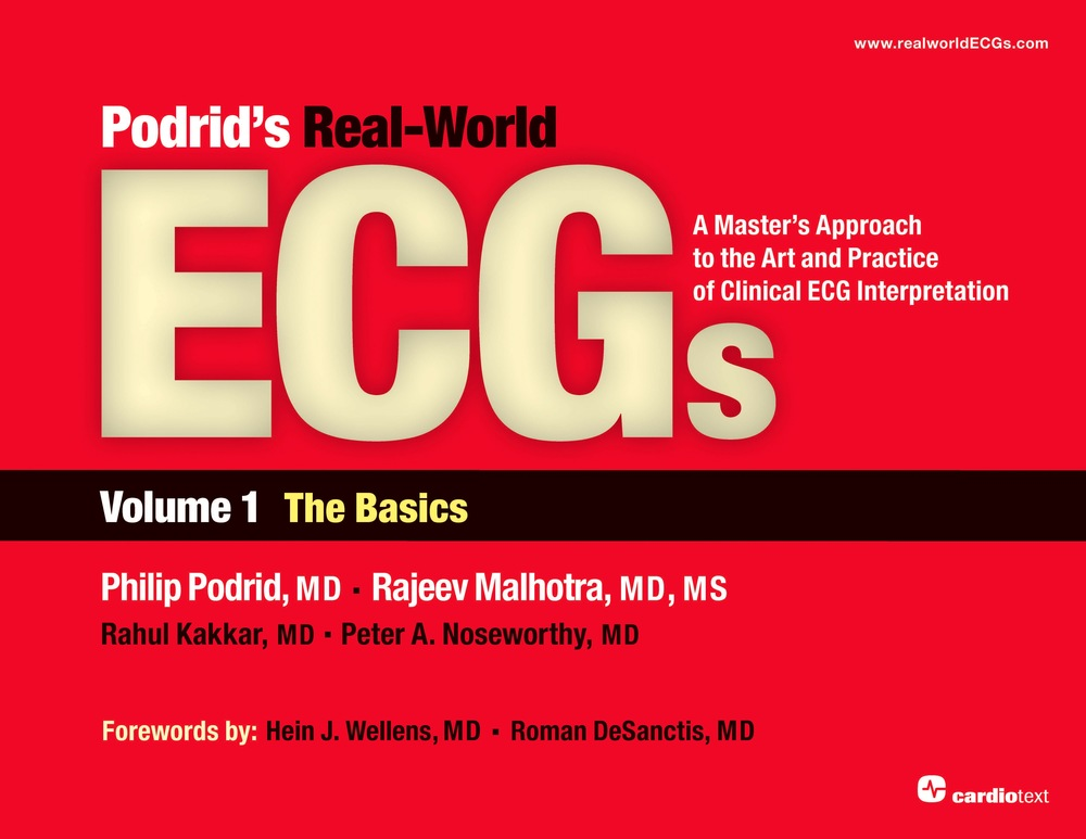 Podrid's Real-World ECGs Volume 1