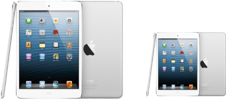 Compatible iPads