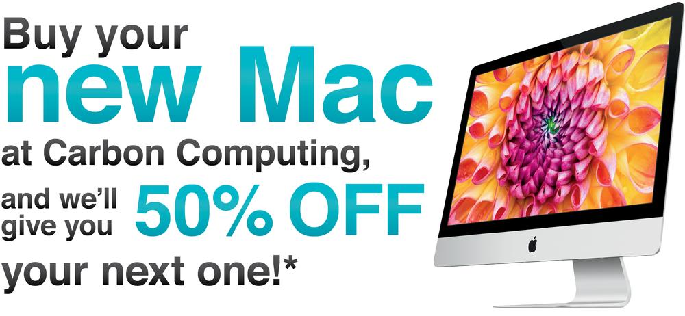 Buy New Macbook for Sale get 50% off Next