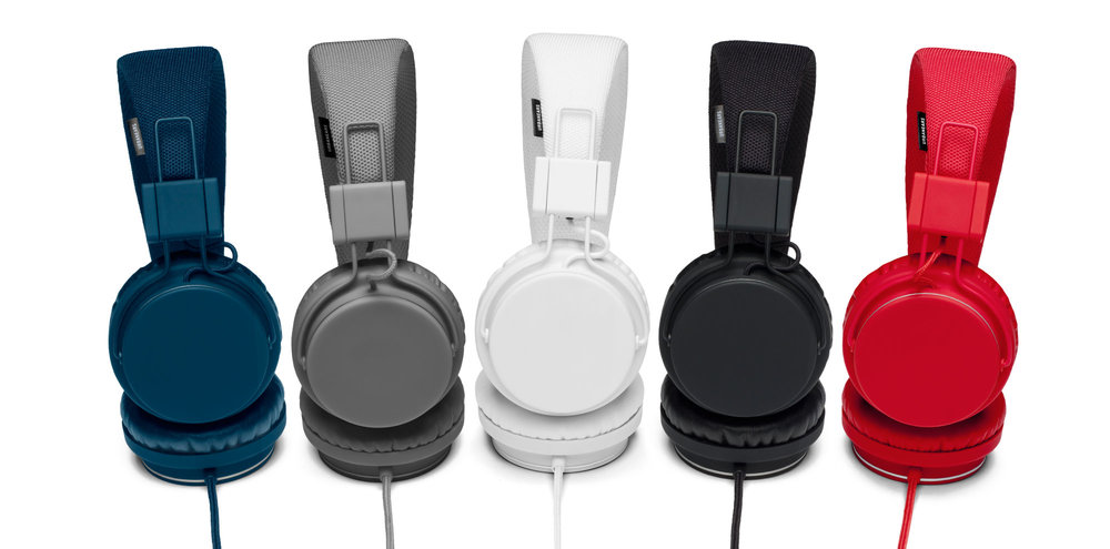 Urbanears - Plattan On-Ear Headphones - $59.99