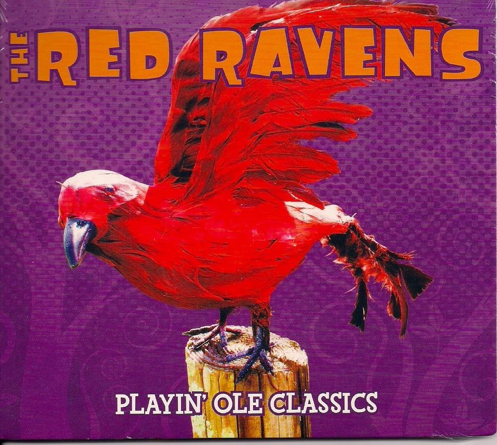 Red Ravens CD