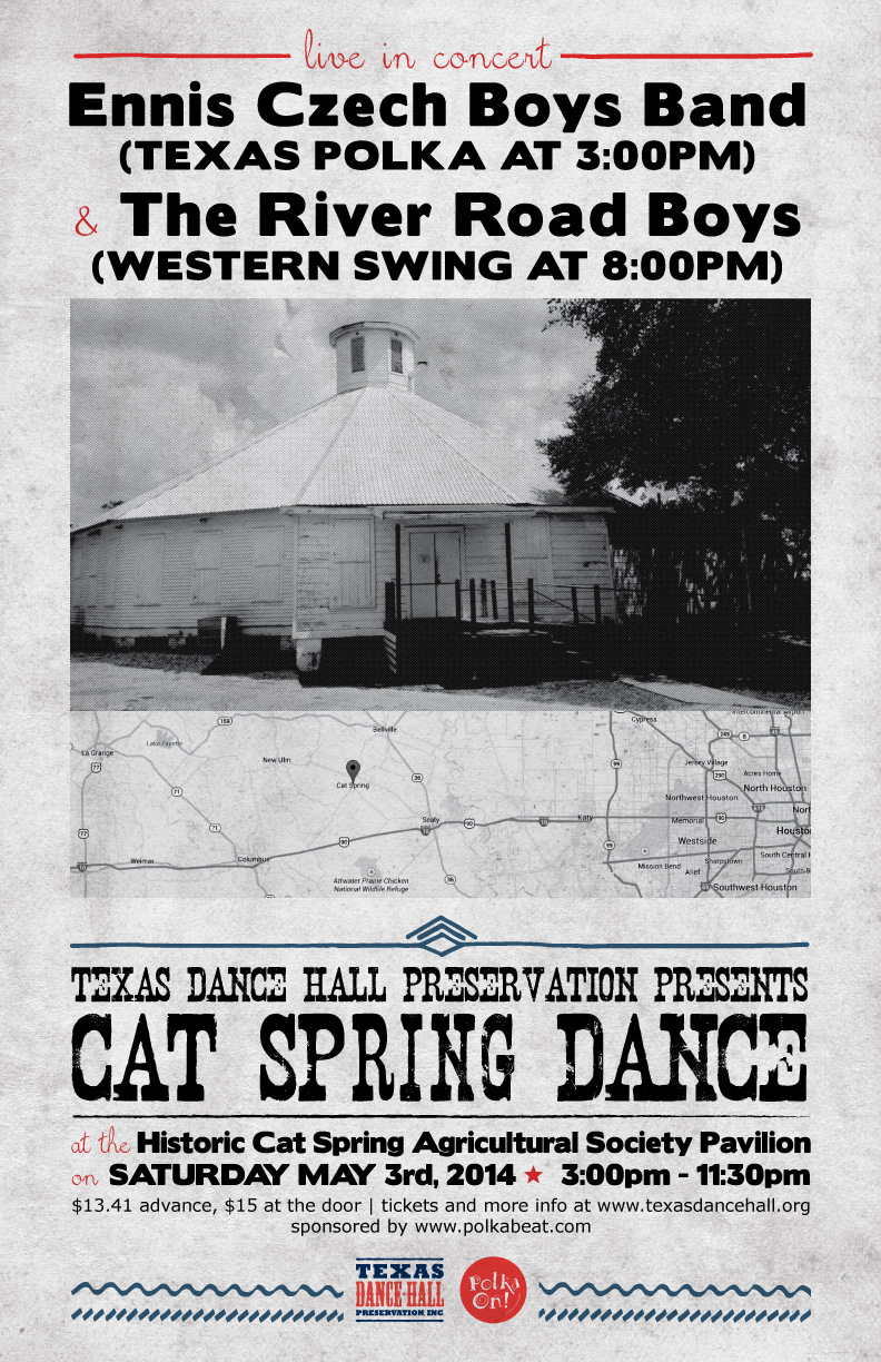 Cat Spring poster