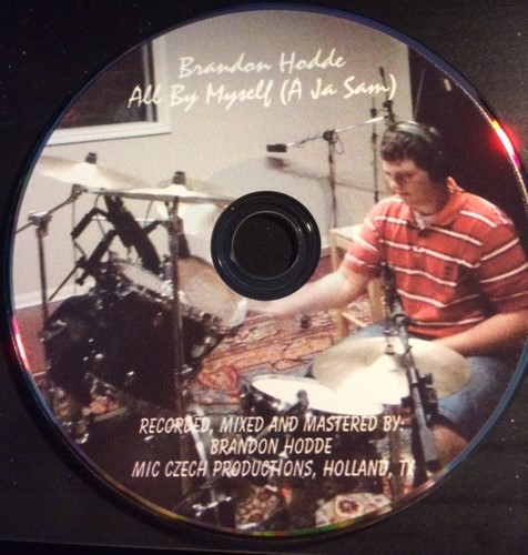 Brandon Hodde CD