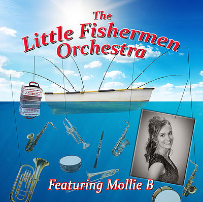 Mollie B Little Fishermen CD cover.jpg