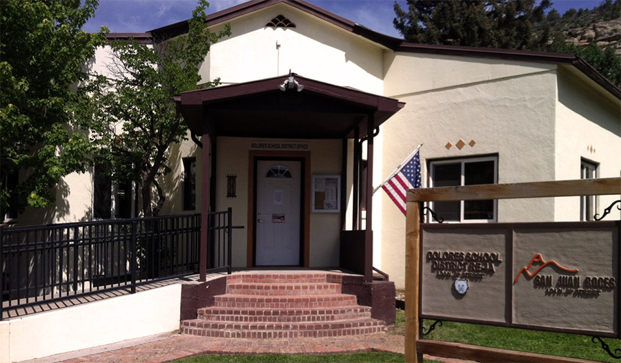 Dolores School District 970-882-7255 100 N 6th Street Dolores Colorado