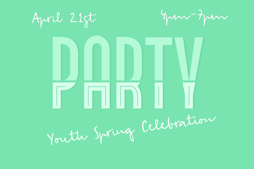 April 21st, we are having a Youth Lifegroup Spring Celebration, filled with games, food, and an indoor swimming pool!!! Please bring a swim suit that you can do activities in, a signed wavier from a parent or guardian, and possibly a snack and game to share!  Contact Annette Teague or Jason McGibbon for more information and location details.