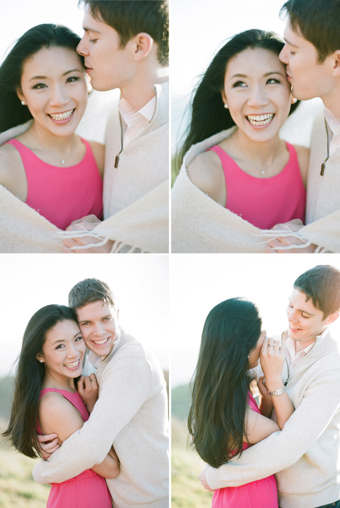 Sylvie-Gil-Engagement-Film-Photography-pink-couple-kiss-pearls.jpg