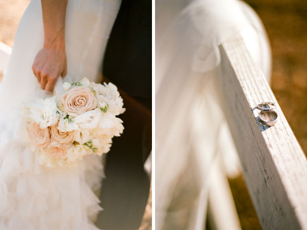 sylvie-gil-film-photography-wedding-annena-co-durham-ranch-napa-bride-groom-dress-ruffles-rings-flowers