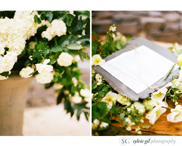 sylvie-gil-film-photography-wedding-outdoor-durham-ranch-details-ceremony-flower