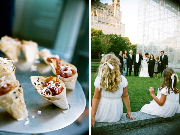 sylvie-gil-film-photography-wedding-manhattan-bride-groom-flower-girls-appetizers