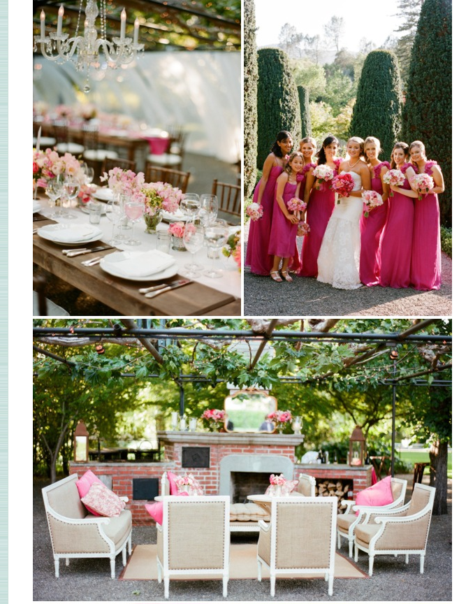 sylvie-gil-film-photography-wedding-style-me-pretty-published-online-pink-outdoor-details-bride-bridesmaids