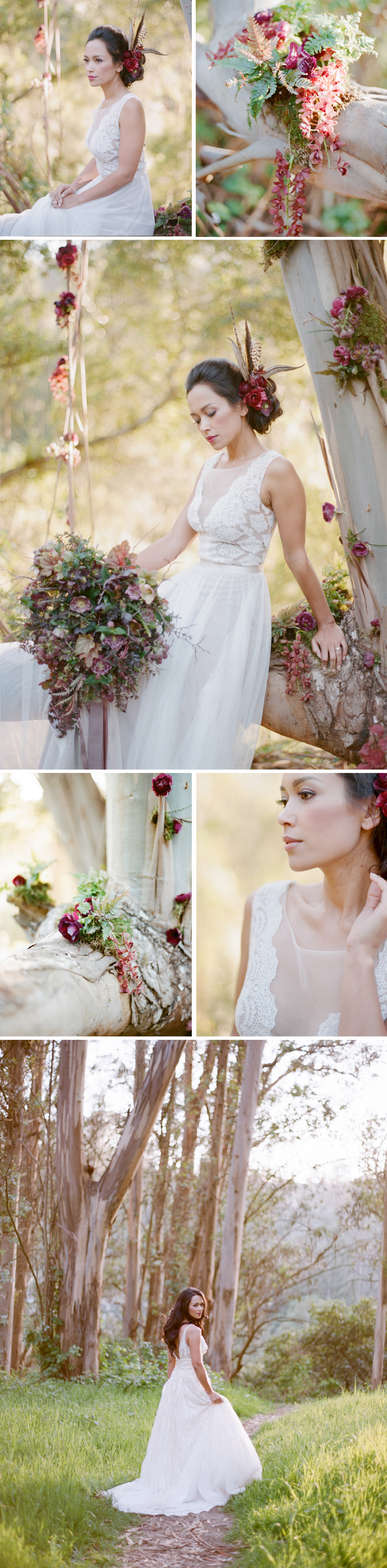 SylvieGil- Film-Photography-wedding gown- Napa-Sonoma-California- destination-natural bouquet-hairdressing- makeup-florals