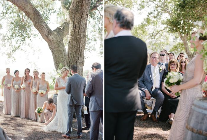 Sylvie-Gil-film-destination-photography-Kunde-winery-Napa-Valley-elegant-shabby-chic-bride-groom-ceremony-vows