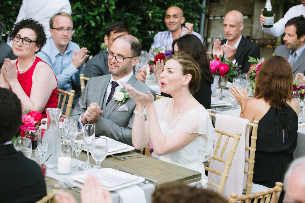 Sylvie-Gil-Lombardi-House-LosAngeles-colorful-wedding-outdoor-reception-white-barn-toast