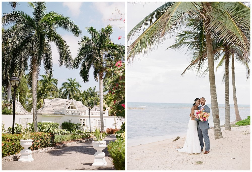 Half Moon Hotel in Montego Bay, Jamaica; Sylvie Gil Photography