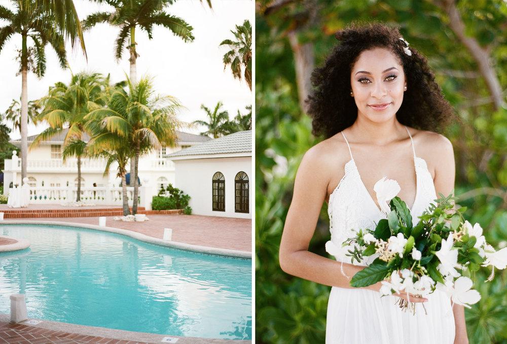 A pool at Half Moon Resort in Montego Bay, Jamaica; Sylvie Gil Photography