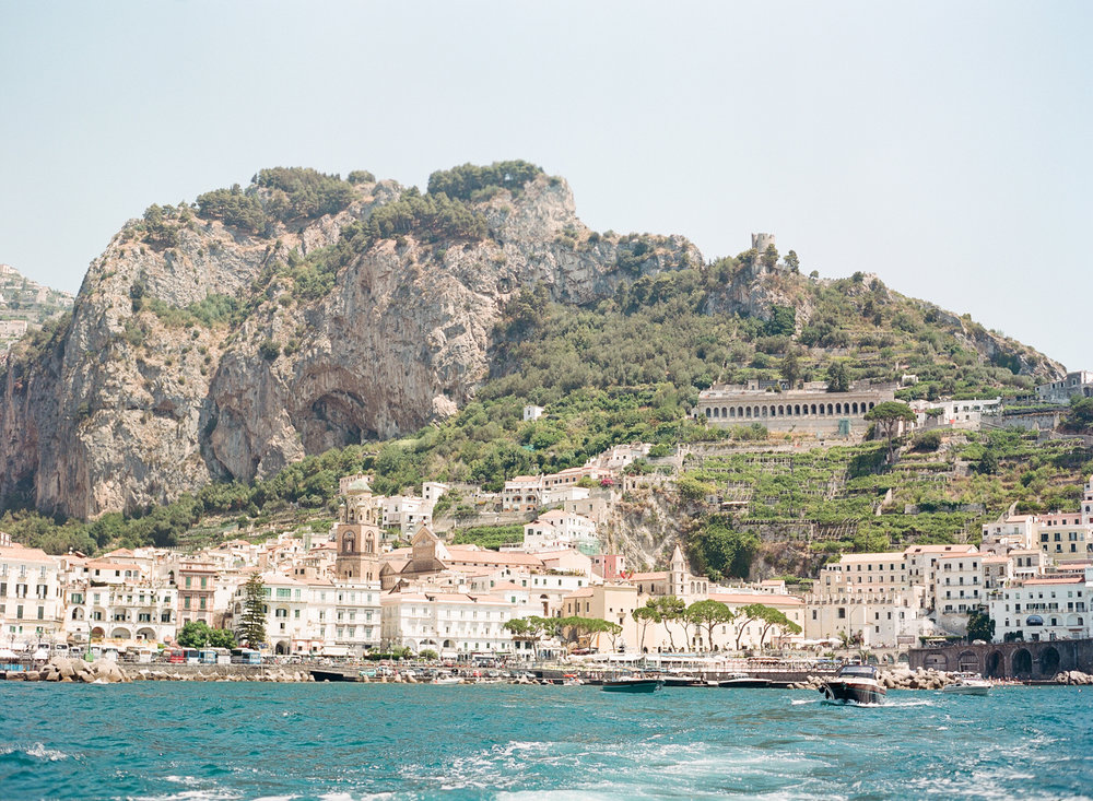 The Amalfi Coast, near Ravello, Italy; Sylvie Gil Photography